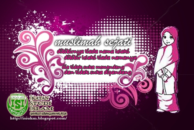Muslimah Sejati Wallpaper